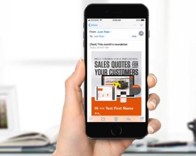 Motrec – Responsive Email For Mailchimp
