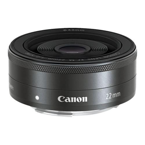 CANON EF-M 22MM F2.0 STM LENS